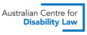 Australian Centre for Disability Law